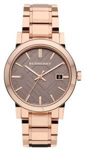 Burberry NWT Burberry Women's Rose Gold-Tone WATCH BU9005