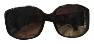 Burberry Burberry Brown Quilted Sunglasses