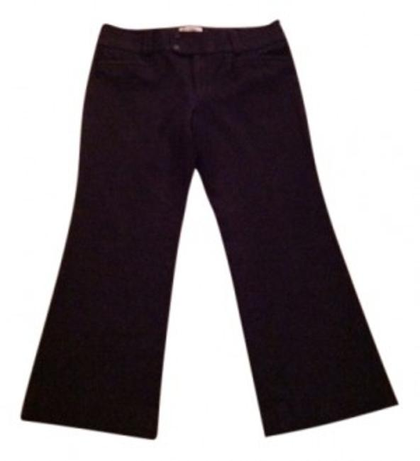 Preload https://img-static.tradesy.com/item/19614/banana-republic-black-straight-leg-blackdark-grey-stretch-trousers-size-petite-14-l-0-0-650-650.jpg