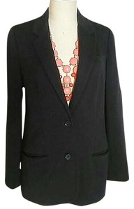 Vince Knit Jacket Black Blazer