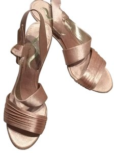 Nina Champagne Gold Formal