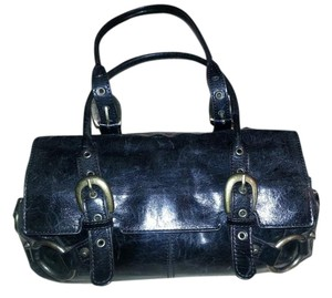 Adrienne Vittadini Leather Classic Shoulder Bag