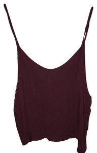 Brandy Melville Top Maroon