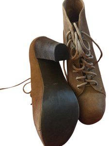 Authentic Jeffrey Campbell Brown Boots