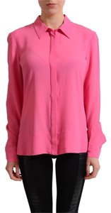 Versace Collection Top Pink