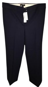 J.Crew Wide Leg Pants Navy