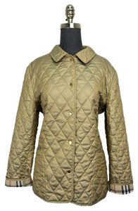 Burberry Gold Jacket