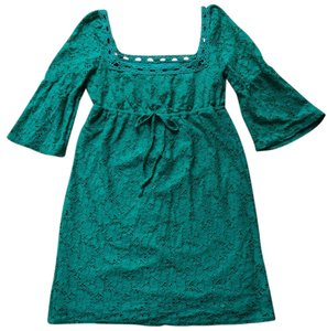 Laundry by Shelli Segal short dress Green on Tradesy