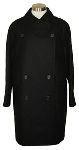 J.Crew Cashmere Wool Warm Pea Coat