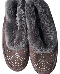 Lucky Brand Brown Flats