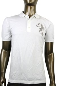 Gucci Men's Slim Fit T Shirt White