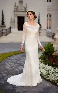 Stella York 6155 Wedding Dress