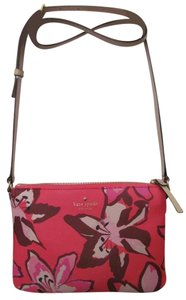 Kate Spade New With Tag Satchel in pink multi