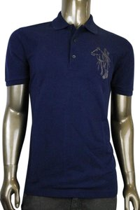 Gucci Men's Slim Fit T Shirt Navy
