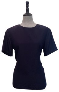 Notations Top Navy Blue