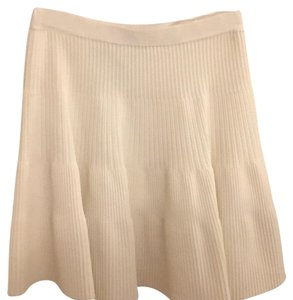 Ralph Lauren Mini Skirt Off-white