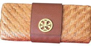 Tory Burch Neutral Clutch