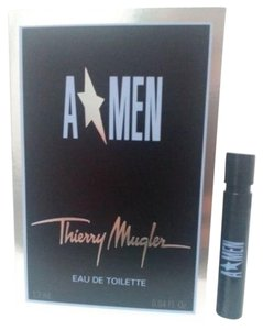 Thierry Mugler 3 X Thierry Mugler A*Men Eau de Toilette EDT Fragrance For Men Sample