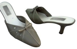 Other olive green Pumps