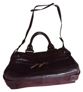 Francisco Biasia Satchel in Chocolate brown