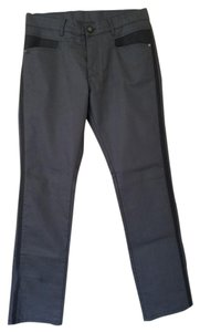 Versace Collection Relaxed Fit Jeans-Coated