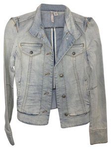 Mango Denim Womens Jean Jacket