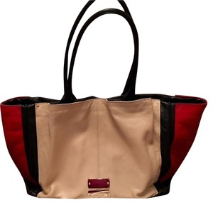 See by Chloé Colorblock Tote in Multi