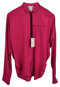CoSTUME NATIONAL Top Fuschia