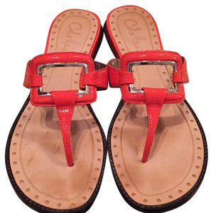 Cole Haan Spicy orange Sandals