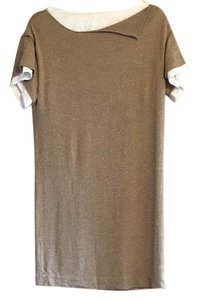 3.1 Phillip Lim short dress Gold on Tradesy