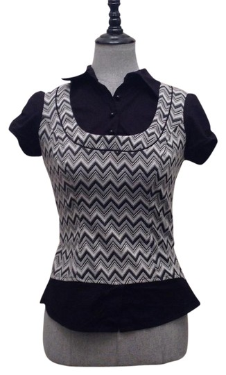 557cd05693f084 80%OFF HeartSoul Black   White . Top - hydroclean.no