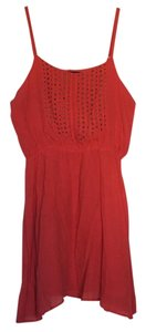 Lucca Couture short dress Coral on Tradesy
