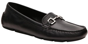 Gucci Horsebit Loafers Black Flats