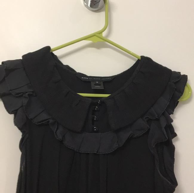 Marc by Marc Jacobs Top Black Image 3