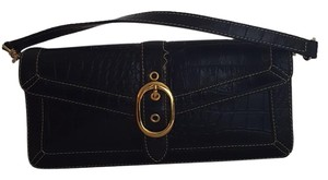 Giani Bernini Black Clutch