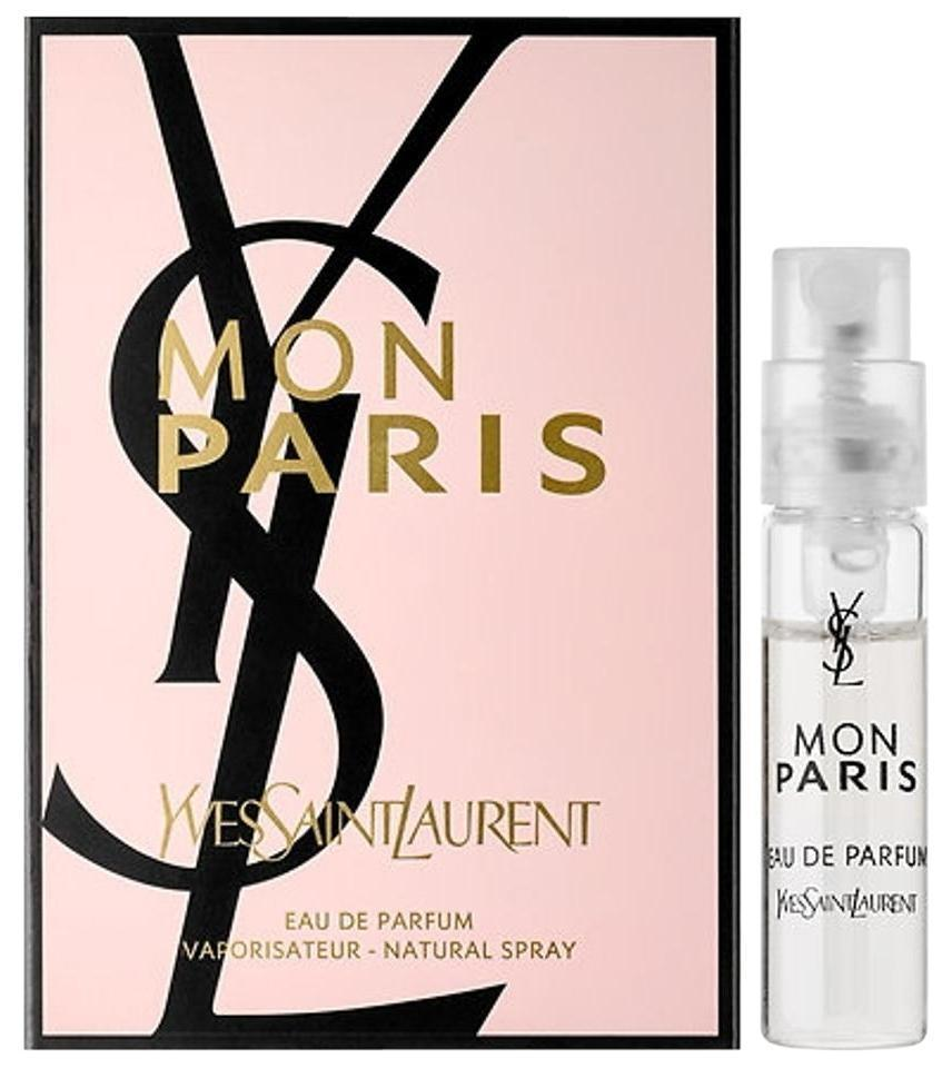 ac956c00dde4 Saint Laurent YSL Yves Saint Laurent Mon Paris Eau de Parfum EDP Fragrance  Sample ...