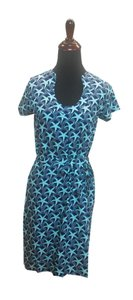 Escapada Living short dress Blue on Tradesy