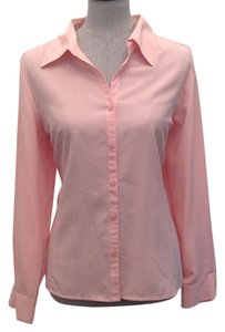 Elementz Button Down Shirt Pink
