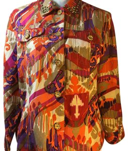 Ruby Rd. Multi colors Jacket