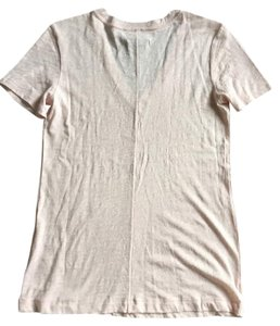 Rag & Bone T Shirt Pale pink