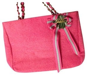 Goldie Tote in Pink
