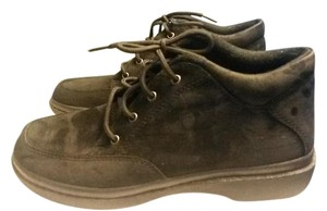 Easy Spirit Suede Black Boots