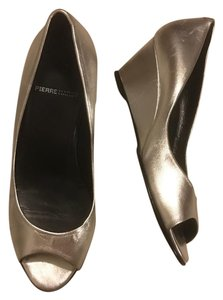 Pierre Hardy Silver Wedges