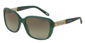 Tiffany & Co. Tiffany & Co 4120-B Sunglasses 4120B Opal Green 81953M Authentic