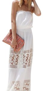 Ivory Maxi Dress by