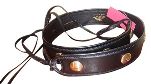 Longchamp Longchamp belt with metal details