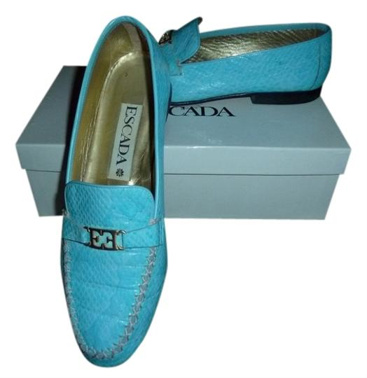 Preload https://item2.tradesy.com/images/escada-turquoise-flats-size-us-7-regular-m-b-1961821-0-0.jpg?width=440&height=440