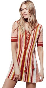 Free People short dress Sunset Combo on Tradesy