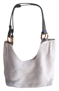 The Sak Shoulder Shopping Beach Tote in Cream