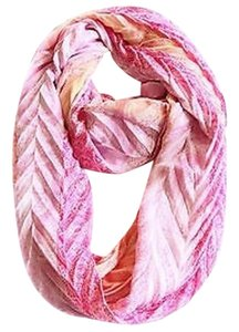 Collection Eighteen NWT Collection Xiix Chevron Pleated Paisley Loop Scarf